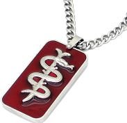 STAINLESS STEEL MEDICAL TAGS