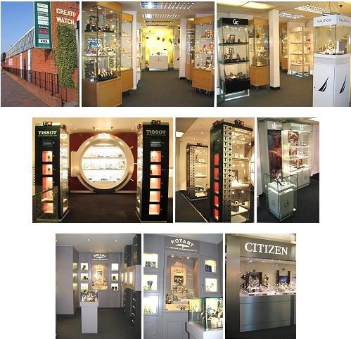 The Watch Company Jewelry & Watches Store Nakano