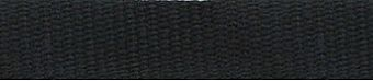 BLACK CANVAS STRAP - click to enlarge