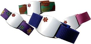 KIDS & SPORTS MEDICAL ID BRACELETS