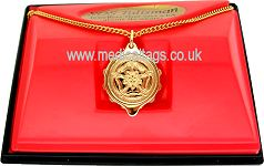 GOLD PLATED SOS 222363