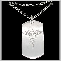 MEDICAL DOG TAG