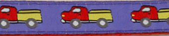 TRUCKS CANVAS STRAP - click to enlarge